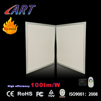 LED manufacturer Ultra Thin Dimmable UL DLC 2x2ft Square LED Panel Light