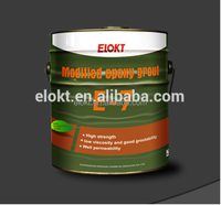 E-7 modified epoxy grout/paint/coating for reparing crack