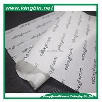Free Sample Kraft Paper Fabric/Kraft Paper/Custom T-Shirt Printing