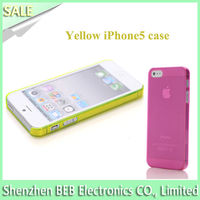 Genuine for iphone5 pc case has excellent protective functions