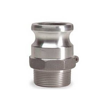China SS/Aluminum Camlock Connector using Oil/Gas/Water Type F