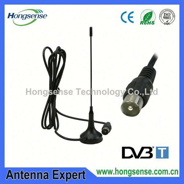 (Manufactory)Top Quality 3G Magnetic Antenna/ 900-2100mhz Antenna/ 3G Patch Antenna vhf 174-230mhz uhf 470-862mhzFor TV