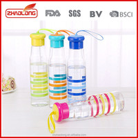 Wholesale Manufacturers Supply Fashional Easy To Carry Plastic Water Bottle
