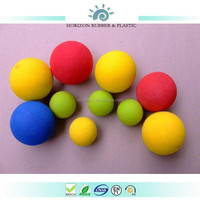 Horizon High Up Bouncing EVA Ball With Customized Logo Promotion Toys Ball Smile Face Ball