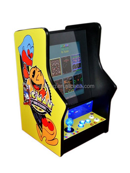 mini arcade game machine BS-M1LC15E arcade game machine for shopping mall