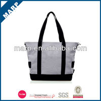 2013 Casual Blank Canvas Wholesale Tote Bags