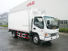 Discount new design made box refrigerated cargo van