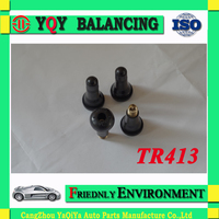 Tubeless Clamp-in Tyre Valves