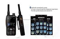 3G WCDMA GSM handy talkie,woki toki radio communication,walkie talkie