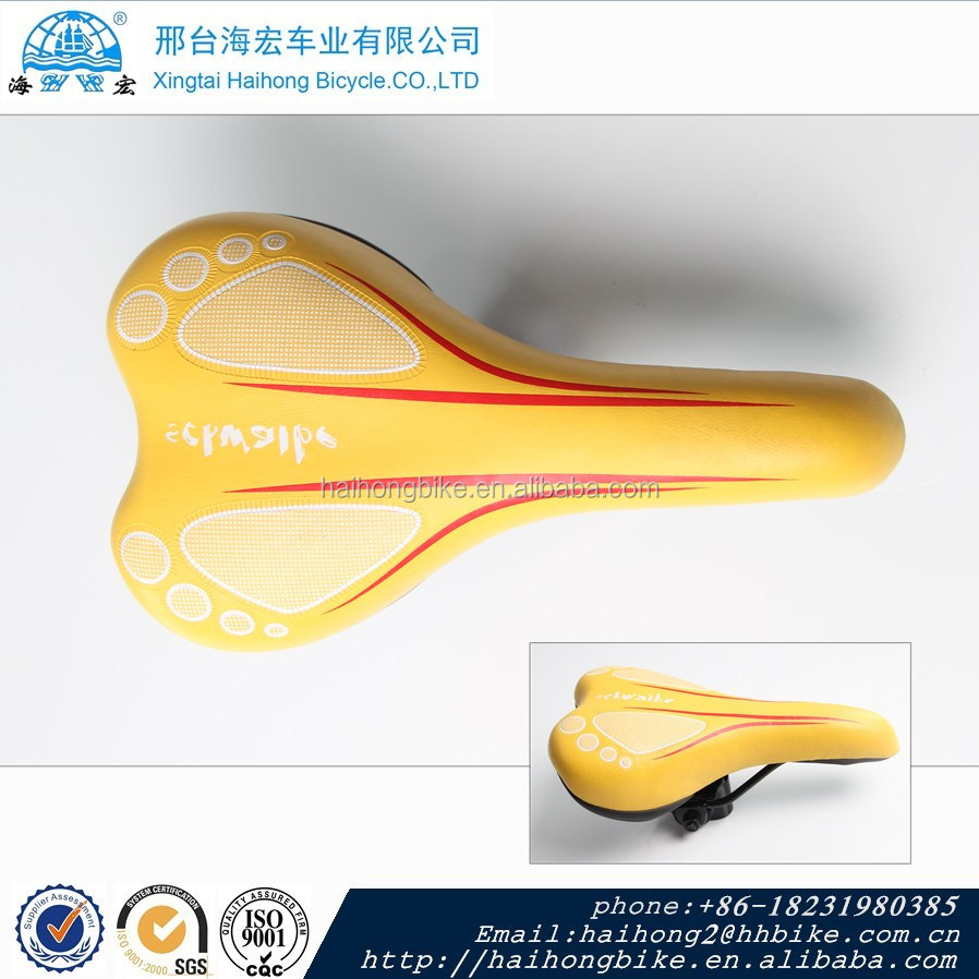 High quality kids bicycle parts/mountain bike saddle,children bicycle seat