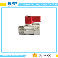 ball valve high pressure brass cf8m 1 inch 2 inch stainless steel ball valve