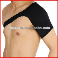 YM neoprene soft waterproof shoulder support athletic motorcycle