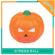 Custom Shape Relax Foam PU Stress Pumpkin