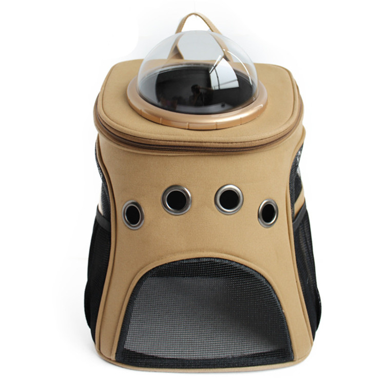Factory Wholesale Fashion Pet Travel Carrier/Pet Dog Cat Sling Bag