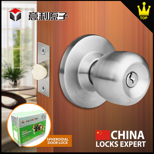Anti-theft Sell like hot cakes middle east cylindrical knob lock