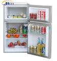 70L DC single door solar refrigerator