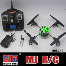 2.4G 4CH RC quad helicopter rc ufo,rc model ufo