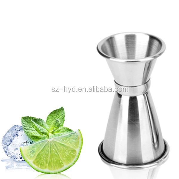 High Quality stainless steel 5pcs cocktail shaker set for bar