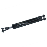 bore 25x16x240 small bore bottom oil port hydraulic cylinders