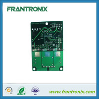 high frequency green solder mask multilayer pcb manufacture