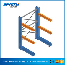 Hot selling steel pipe/lumber/structure cantilever scaffoldstorage racks platform