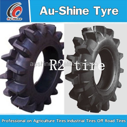 Aushine paddy field r2 rice paddy 14.9x24 tractor tires