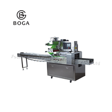 Manufacturer Gong burning pack Dorayaki packing machinery price