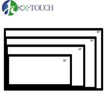24'' to 75'' IR touch screen frame for Apple,smart TV and monitor