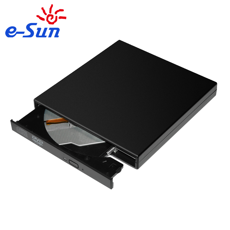 New arrival wholesale DVD+RW Super Multi DVD USB new External Combo Optical Drive CD/DVD Player