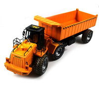 1: 18 6CH RC Lifelike Construction Truck