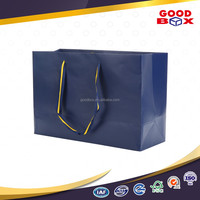 High Quality Personalized Paper Shopping Bag