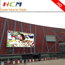Outdoor P10 full color Waterproof big led tv /P10 led advertising screen outdoor