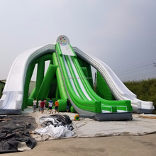 giant outdoor inflatable water slide inflatable water games for adult kids