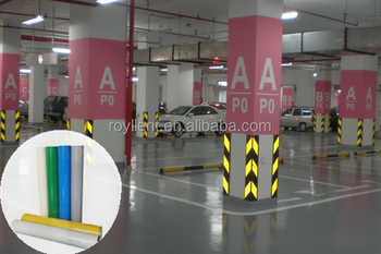 2MM Anti Static Stone Hard Parking Lot hygenic epoxy flooring