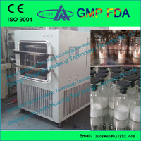 associational research freeze dry machine with a freezer made in china