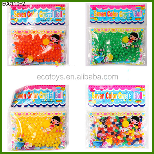Factory Supplier Water Growing Beads Jelly Crystal Soil Orbeez Gel Ball