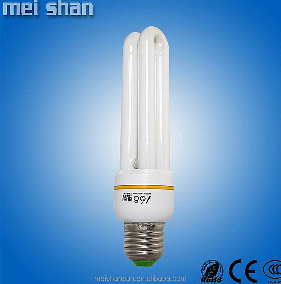 9mm pipe size 220v 55mm 5w cfl lamp