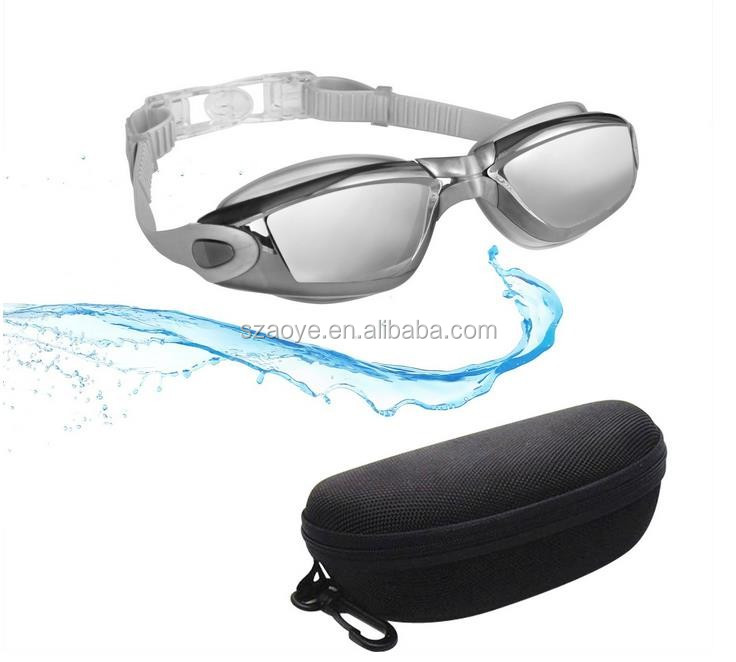 Hard Shell Protective Travel Case for Swim Goggles