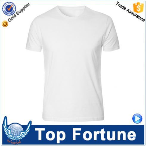 Provide OEM service unisex fair trade t-shirts