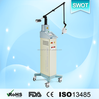 Acne scar removal machine fractional co2 laser with CE for spa, clinics