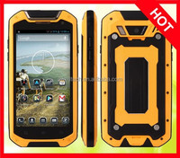 Wholesale Factory Price 2500mAh Big Battery Rugged Waterproof Hot Sale Mobile Phone GPS Android 4.2 Smartphone Best Original