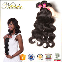 100% Gorgeous Weav Virgin Brazilian Hair Human Hair Import