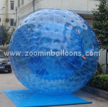 Popular CE Certificate Zorbing Ball Equipment,Inflatable Zorb Ball ZB11