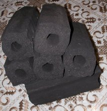 hongji brand coconut shell charcoal