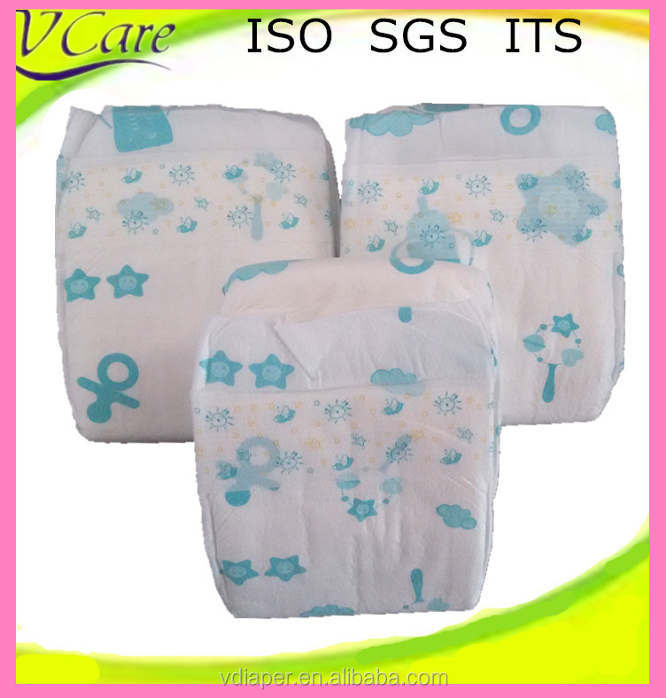 Disposable making machine cloth baby diaper