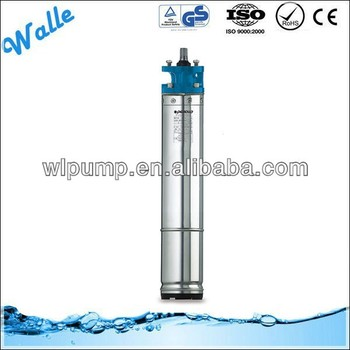 Electric Powered Submersible Motor 6 View Motor Walle