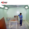 furniture paint booth car body repair bench