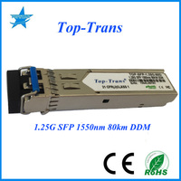 Switch sfp 1.25G 1550nm 80km compatible H3C SFP-GE-Z