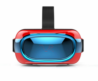 RK3126 quad core cpu Virtual Reality Headset 3D Movie,android 5.1 VR ALL IN ONE 3D VR