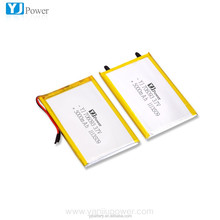 Factory customized Made 3.7v 5000mah lipo battery / Lithium Polymer Battery